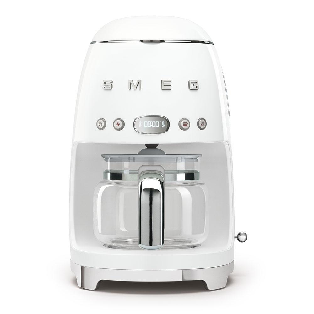 SMEG DCF02WHEU Filter Kaffeemaschine Weiß