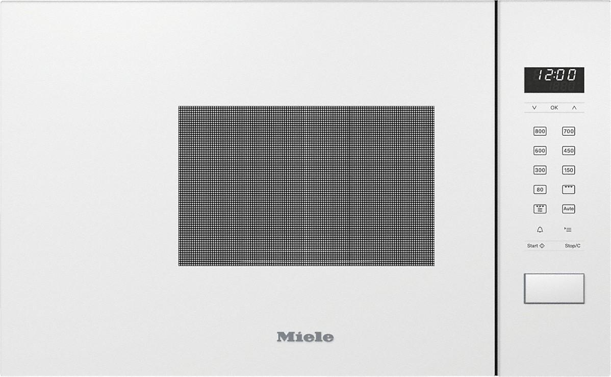 Miele M 2234 SC Einbau-Mikrowellengerät Brillantweiß
