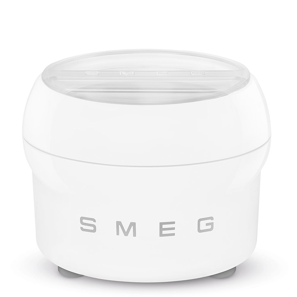 SMEG SMIC01 Eismaschineneinsatz Weiß