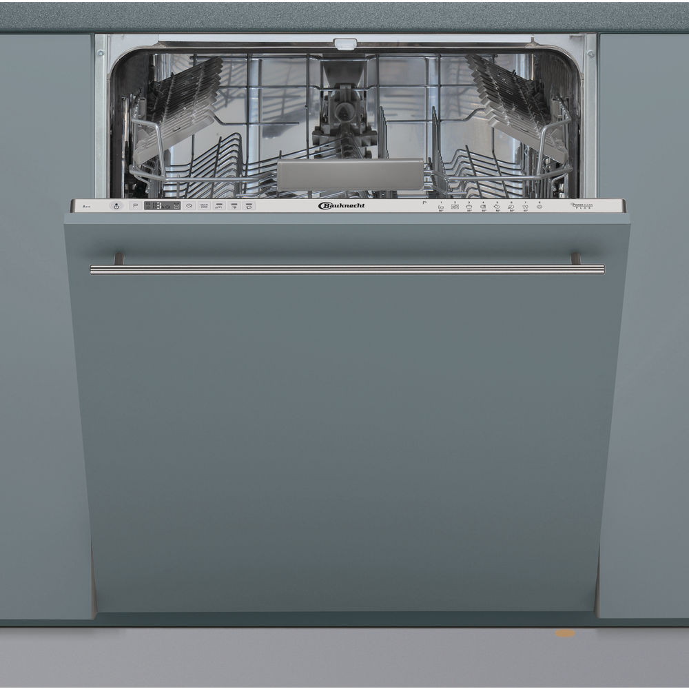 Bauknecht BCIC 3C26 ES Vollintegrierter Geschirrspüler Silber