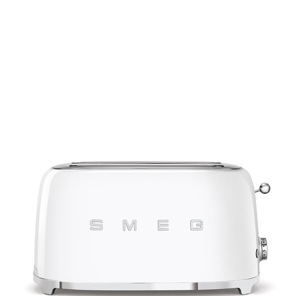 SMEG TSF02WHEU Toaster Weiß