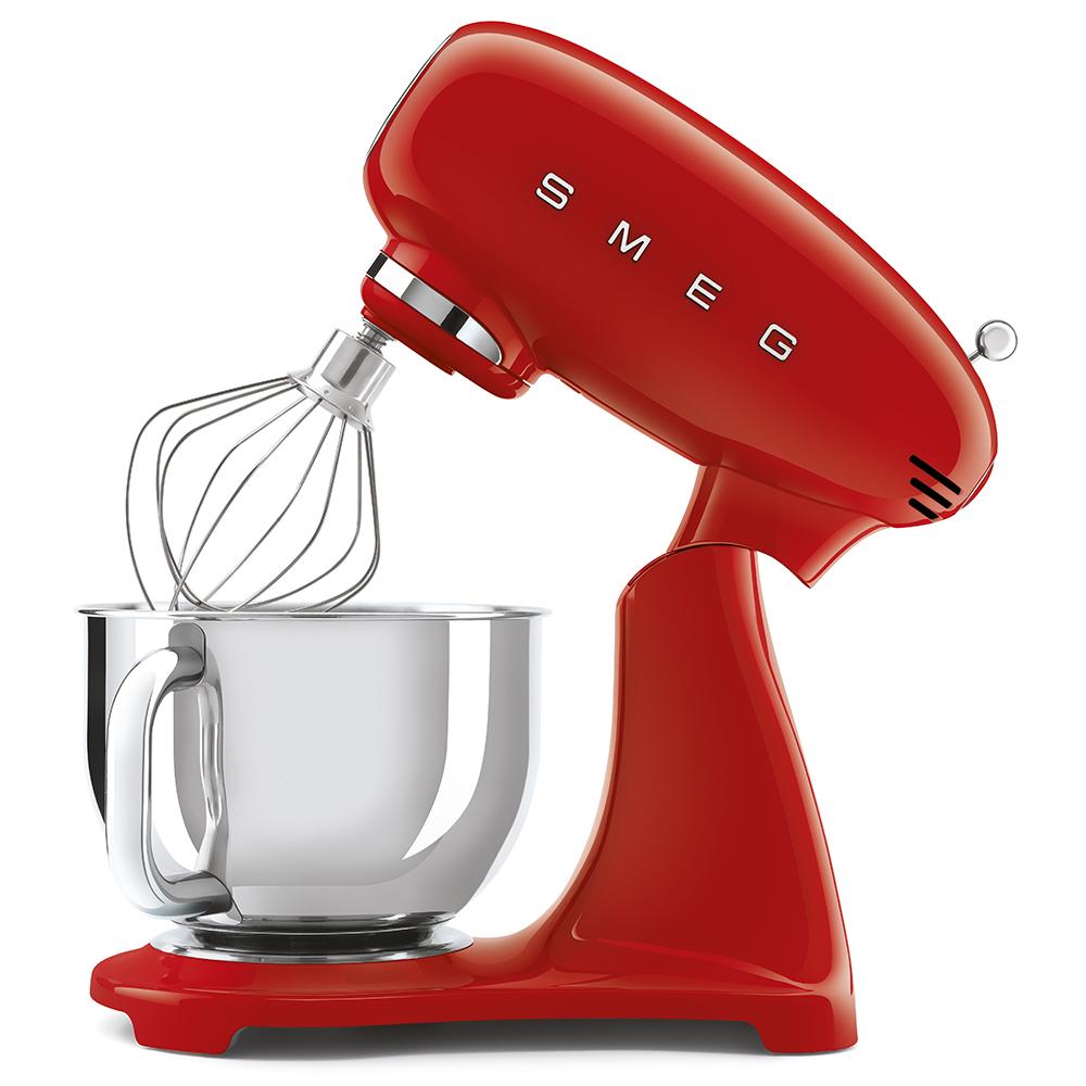 SMEG SMF03RDEU Küchenmaschine Rot