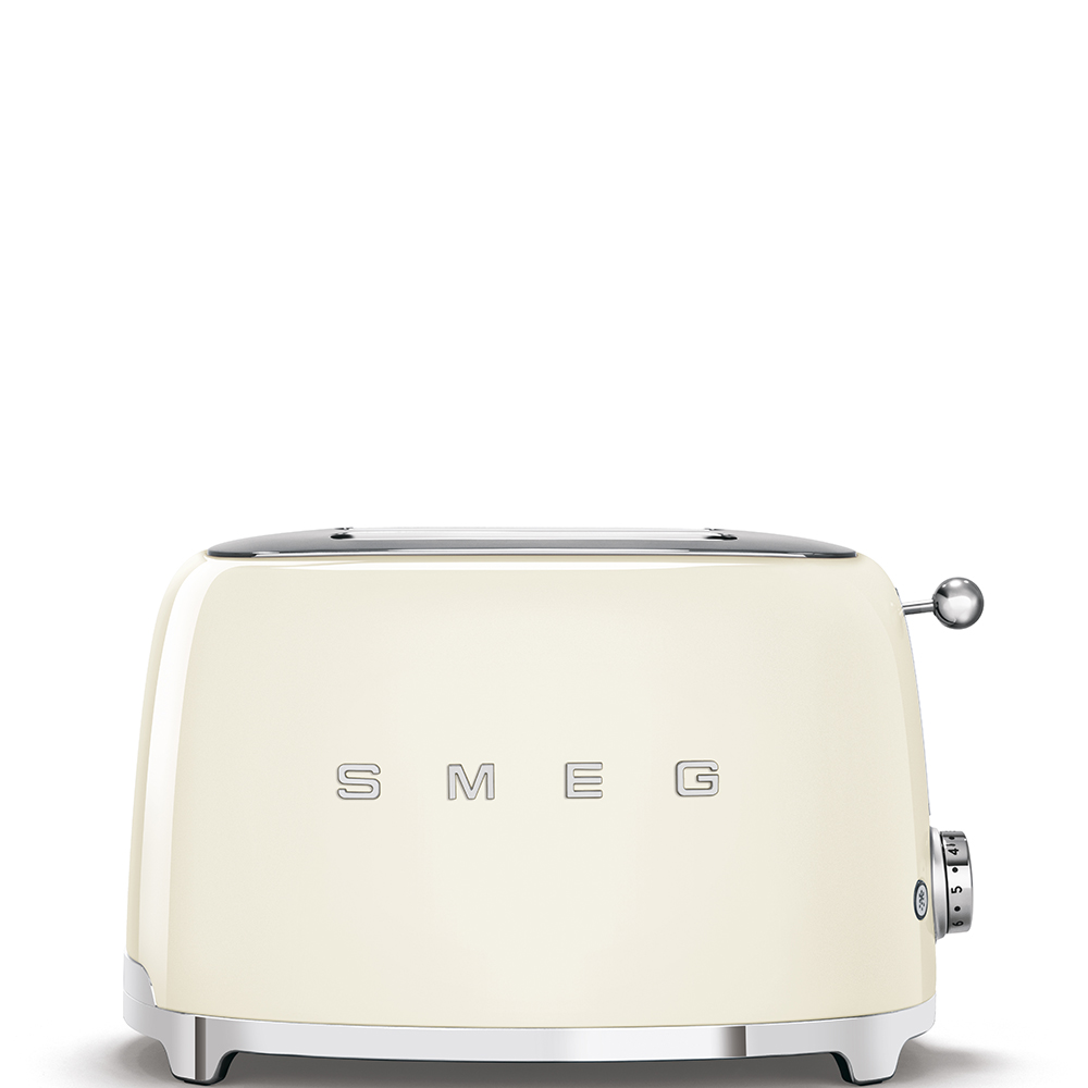 SMEG TSF01CREU Toaster Creme