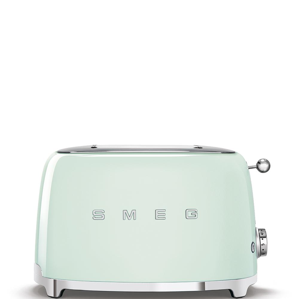SMEG TSF01PGEU Toaster pastellgrün