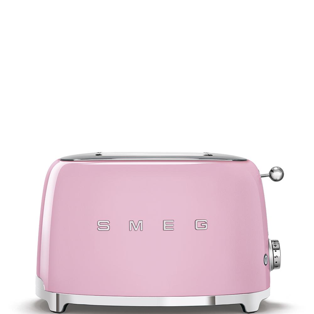 SMEG TSF01PKEU Toaster Cadillac Pink