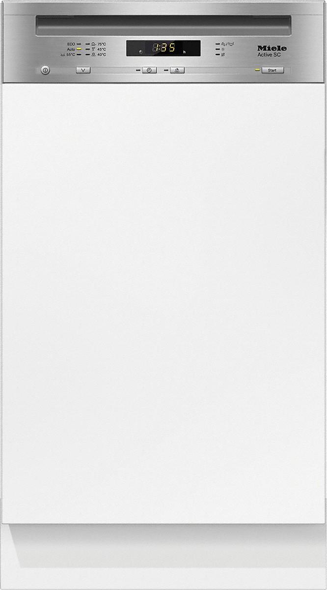 Miele G 4620 SCI Integrierter Geschirrspüler Edelstahl CleanSteel