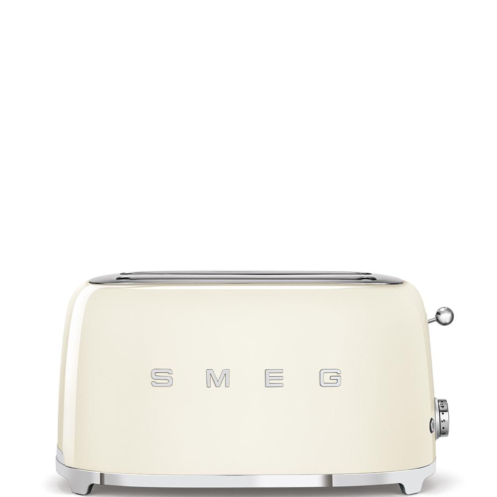 SMEG TSF02CREU Toaster Creme