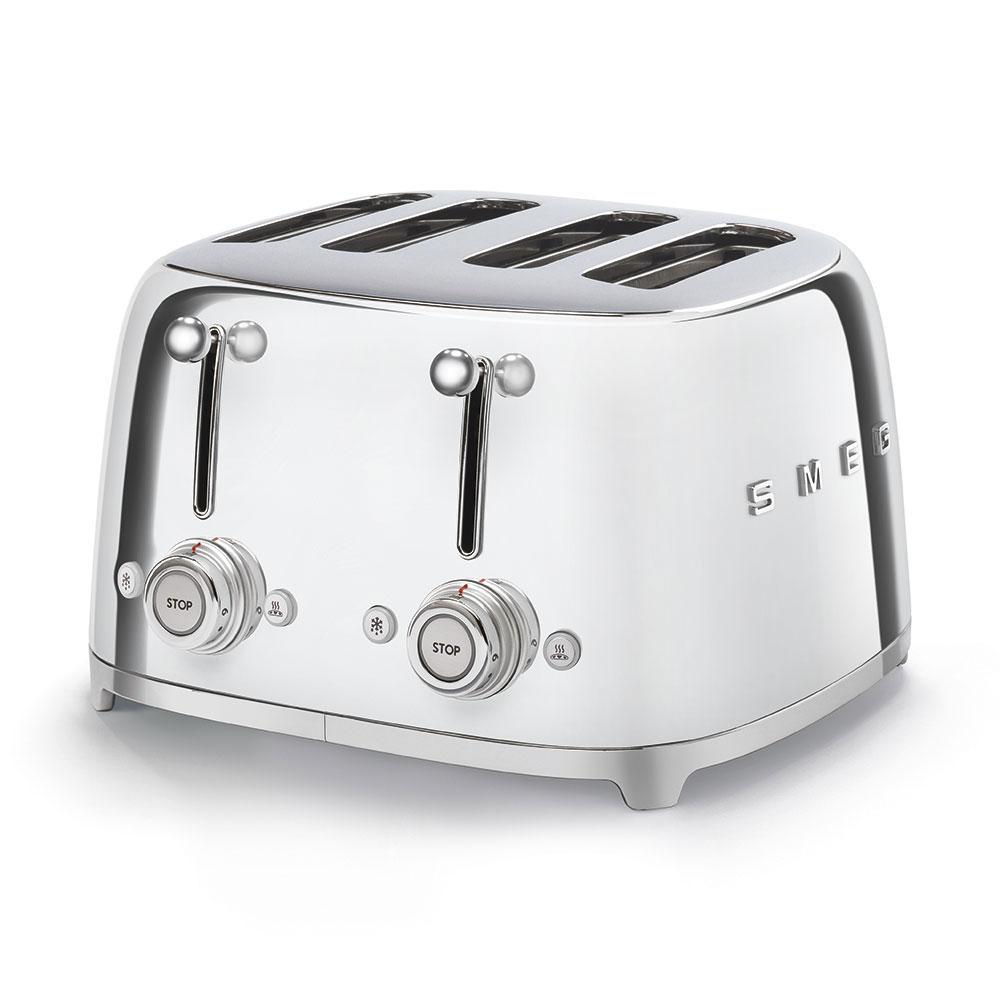 SMEG TSF03SSEU Toaster Chrom