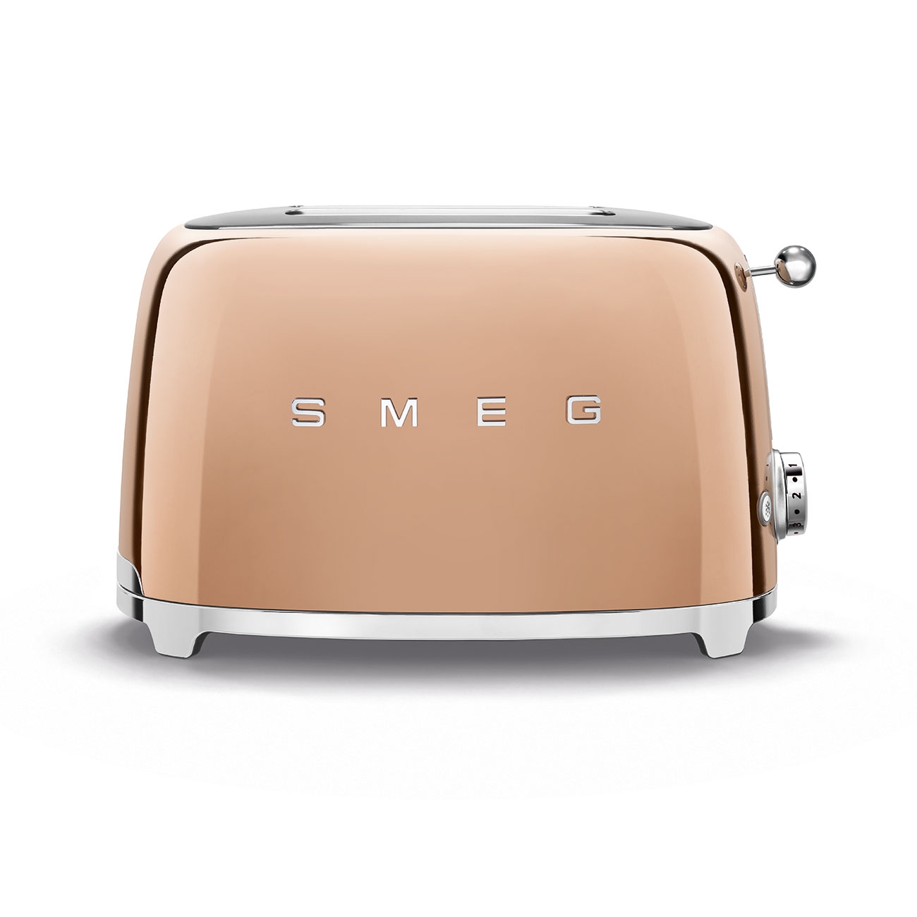 SMEG TSF01RGEU Toaster Rosegold (PF)