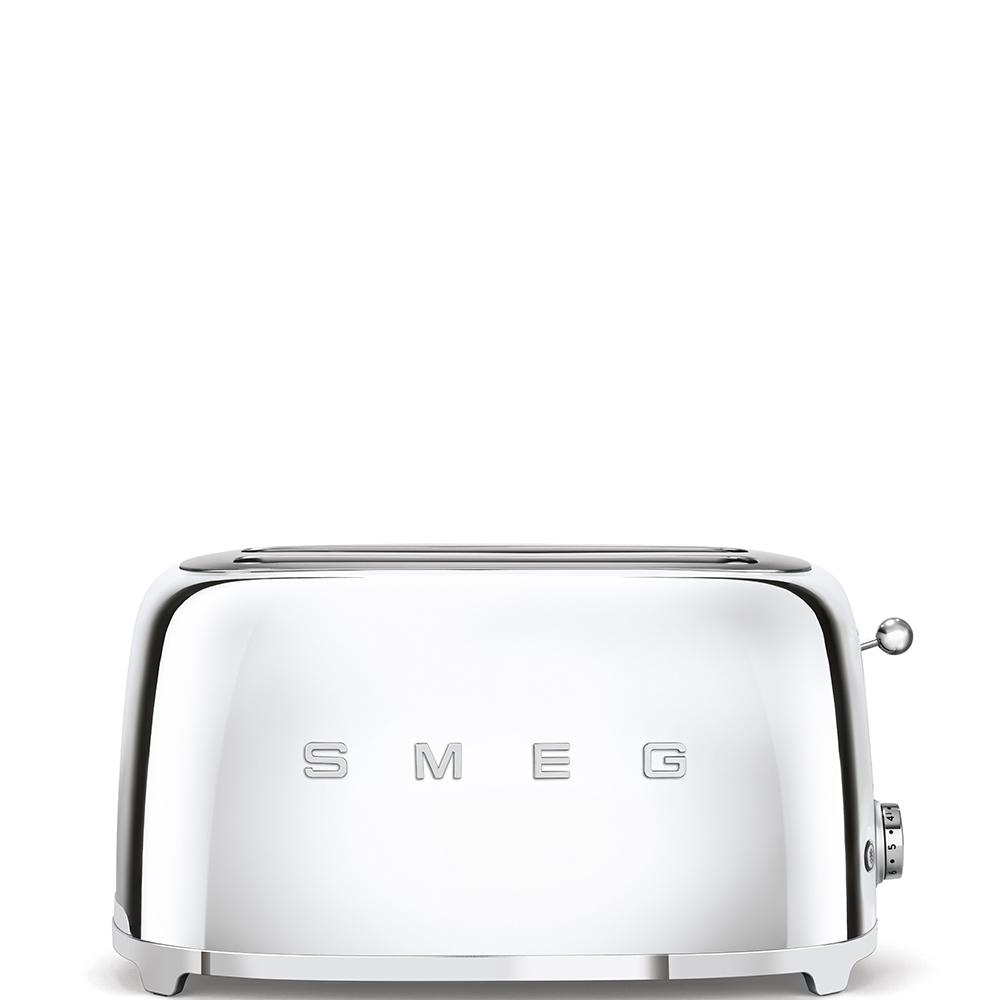 SMEG TSF02SSEU Toaster Chrom