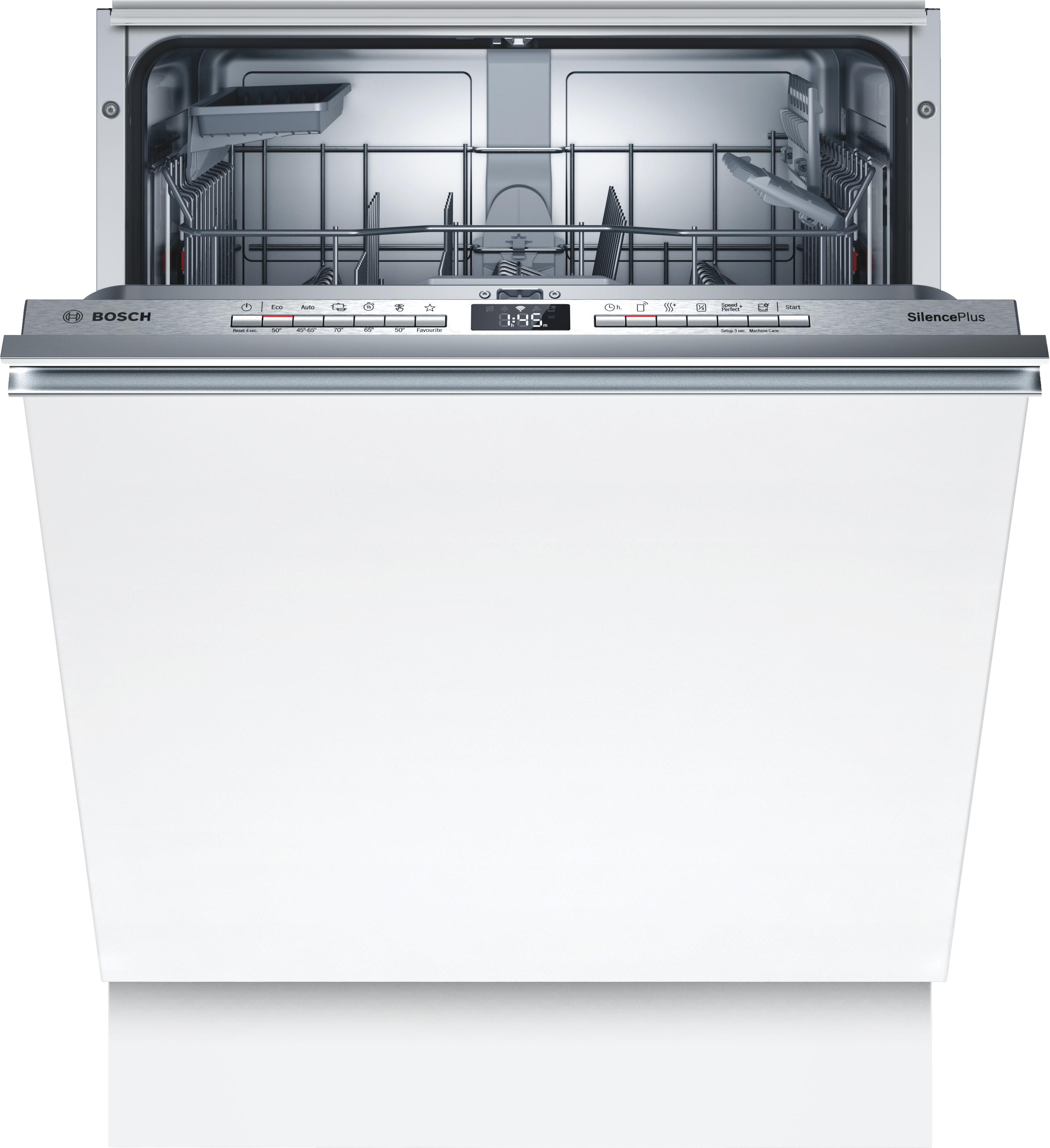 Bosch SMV4HAX48E Vollintegrierter Geschirrspüler