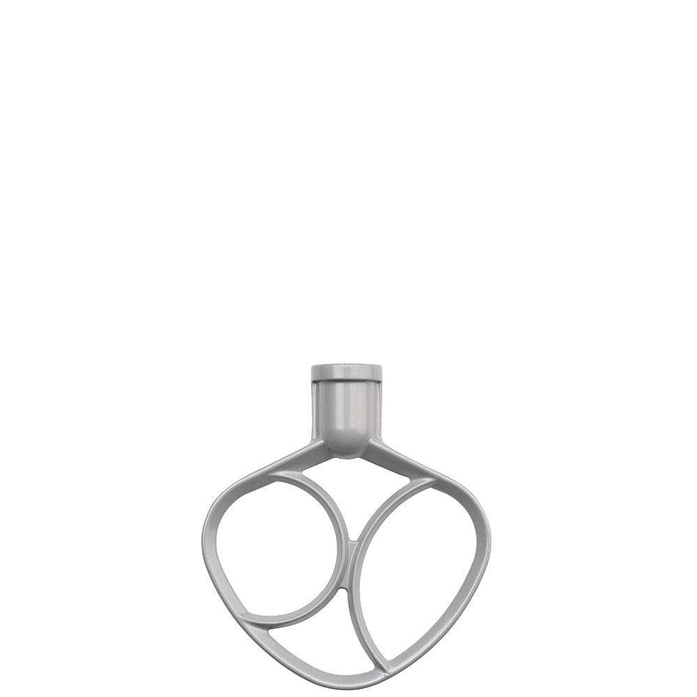 Smeg SMFB01 Flachrührer Aluminium