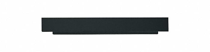 Miele AB 45-2 Ausgleichsblech Obsidianschwarz