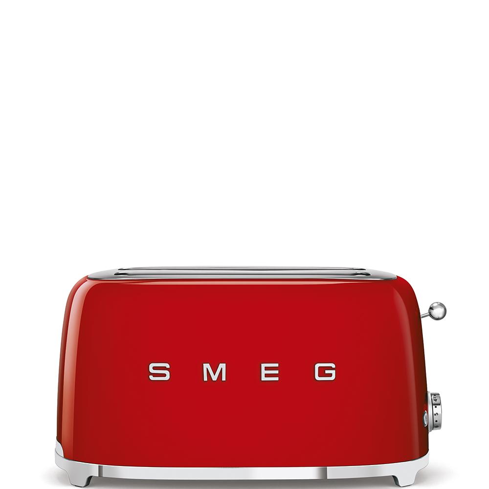 SMEG TSF02RDEU Toaster Rot