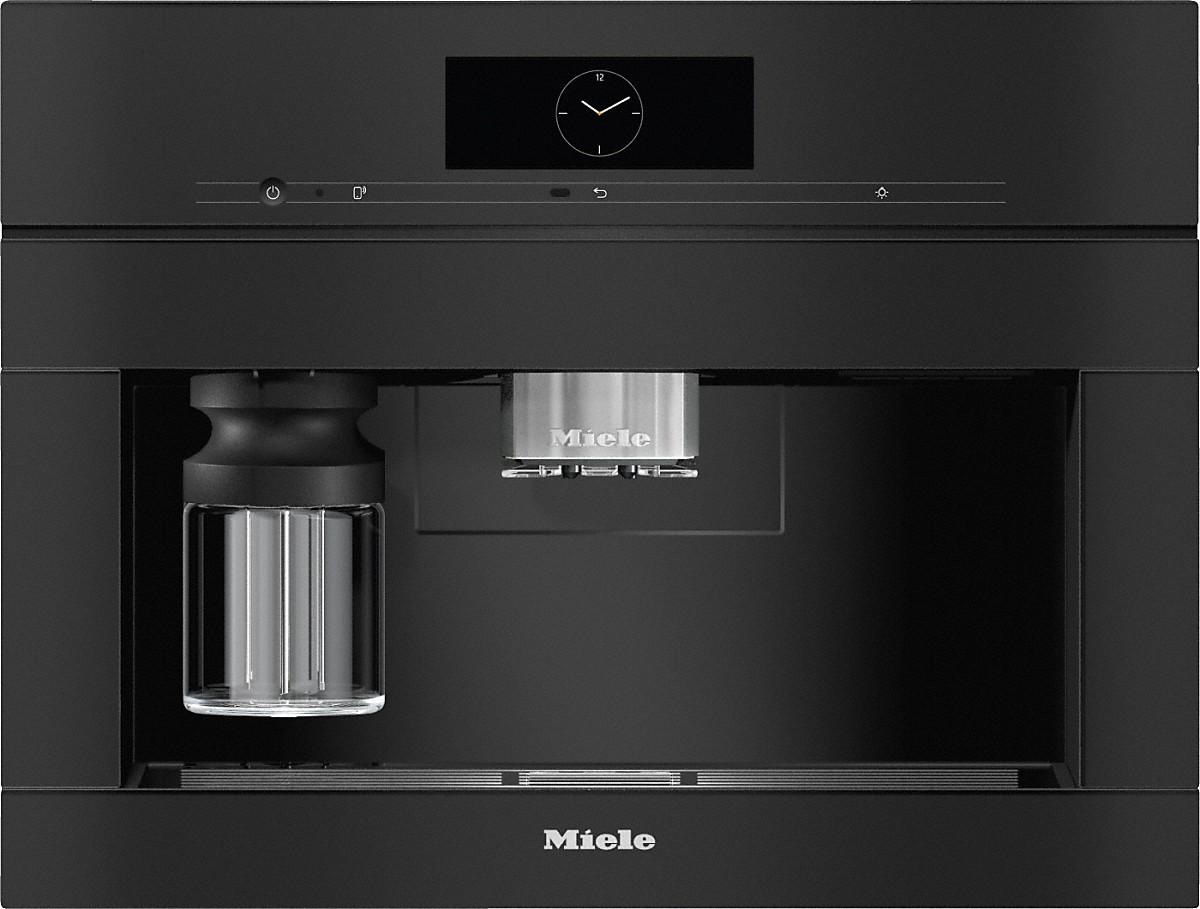 [Zweite Wahl]  Miele CVA 7845 OBSW Einbau-Kaffeevollautomat Obsidianschwarz