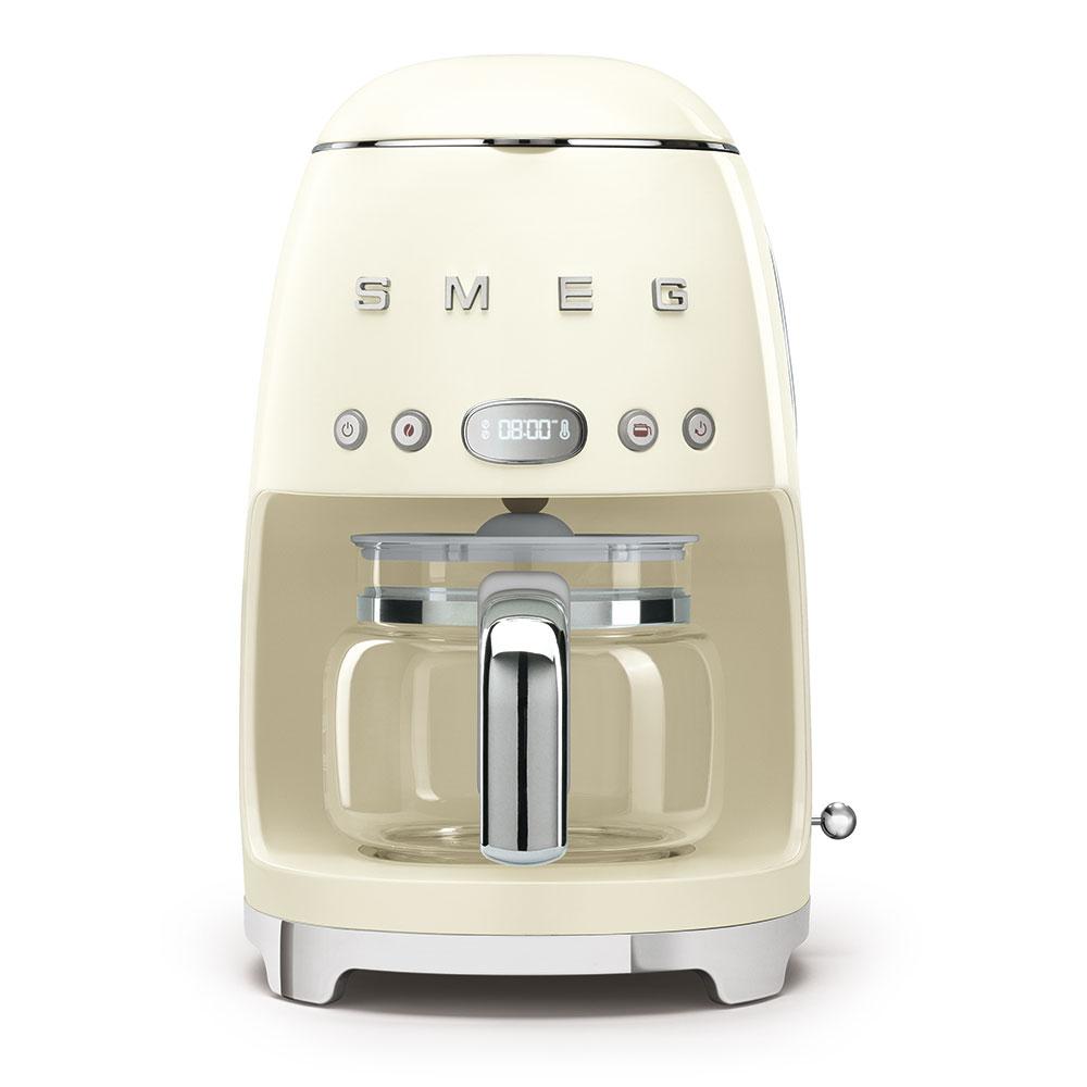 SMEG DCF02CREU Filter Kaffeemaschine Creme
