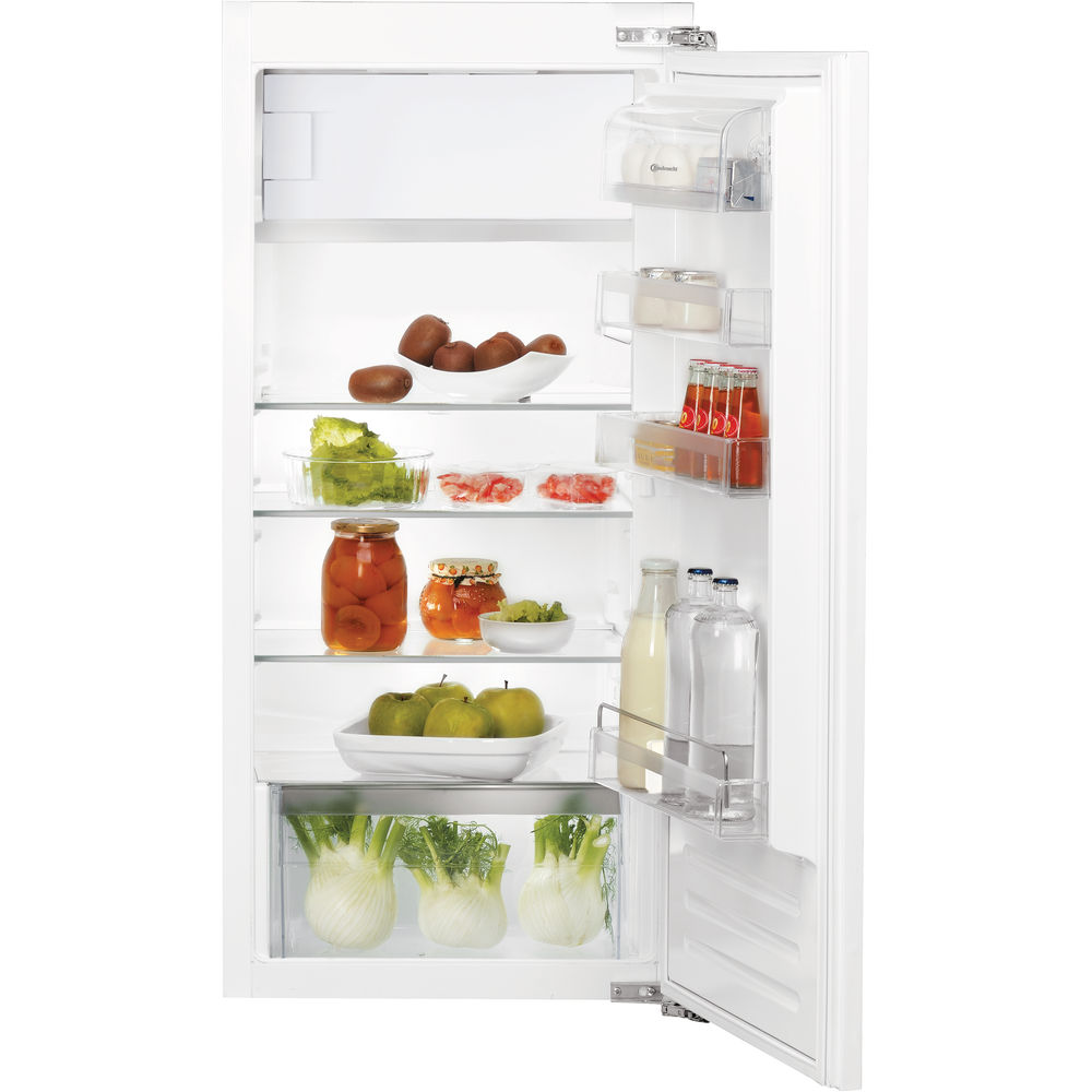 Bauknecht KVIE 1123 A++ Einbau-Kühlschrank Weiß