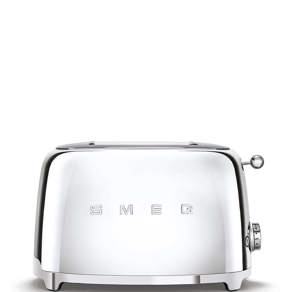 SMEG TSF01SSEU Toaster Chrom