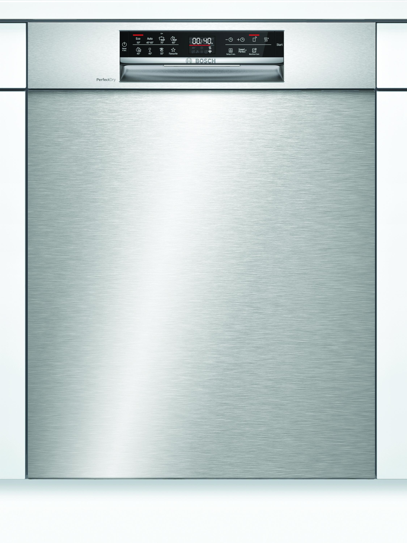 Bosch SMU6ZCS49E Unterbau-Geschirrspüler Edelstahl