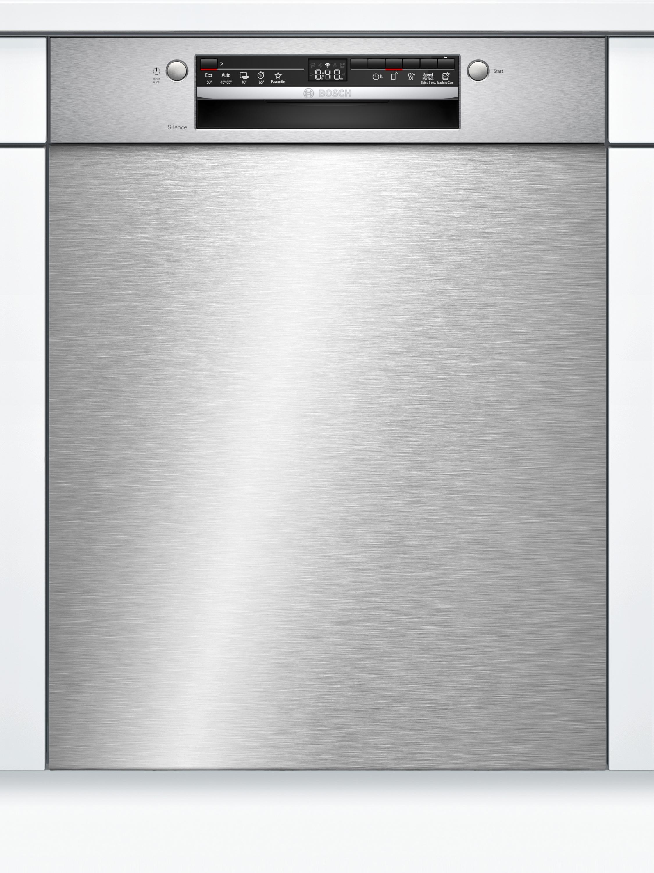 Bosch SMU2ITS33E Unterbau-Geschirrspüler Edelstahl