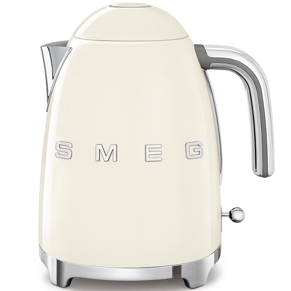 SMEG KLF03CREU Wasserkocher Creme
