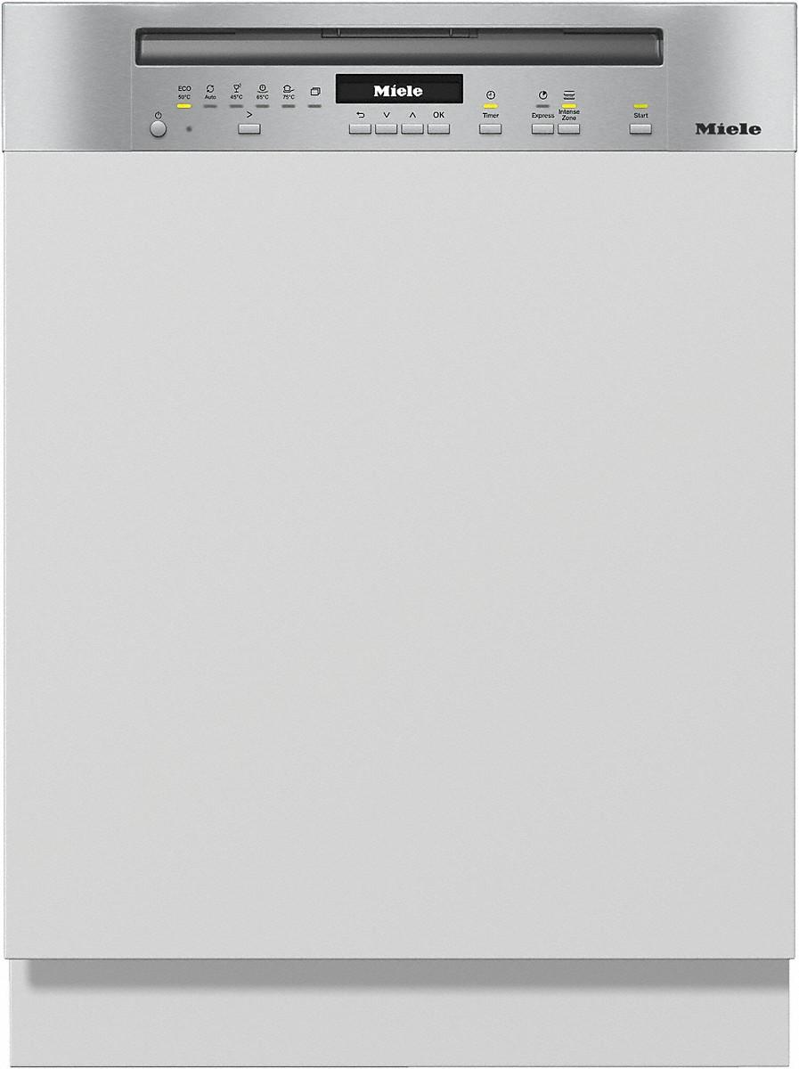 Miele G 7100 I Integrierter Geschirrspüler Edelstahl CleanSteel