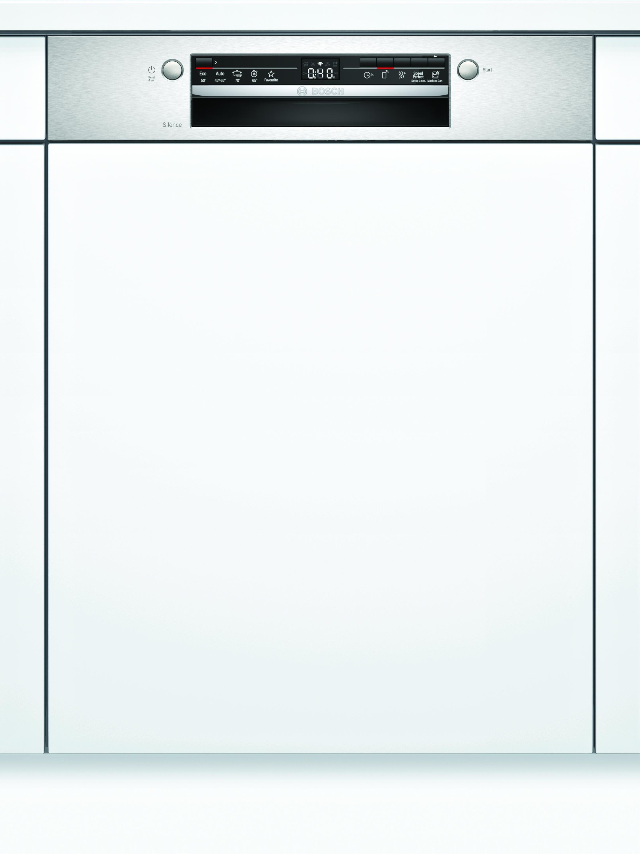 Bosch SMI2ITS33E Teilintegrierter Geschirrspüler Edelstahl