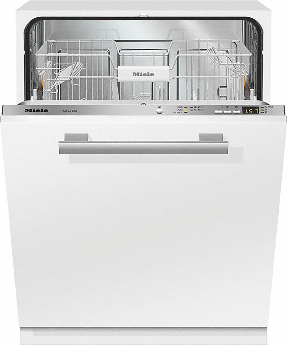Miele G 4385 VI XXL ACTIVE ECO Eingebaut Edelstahl