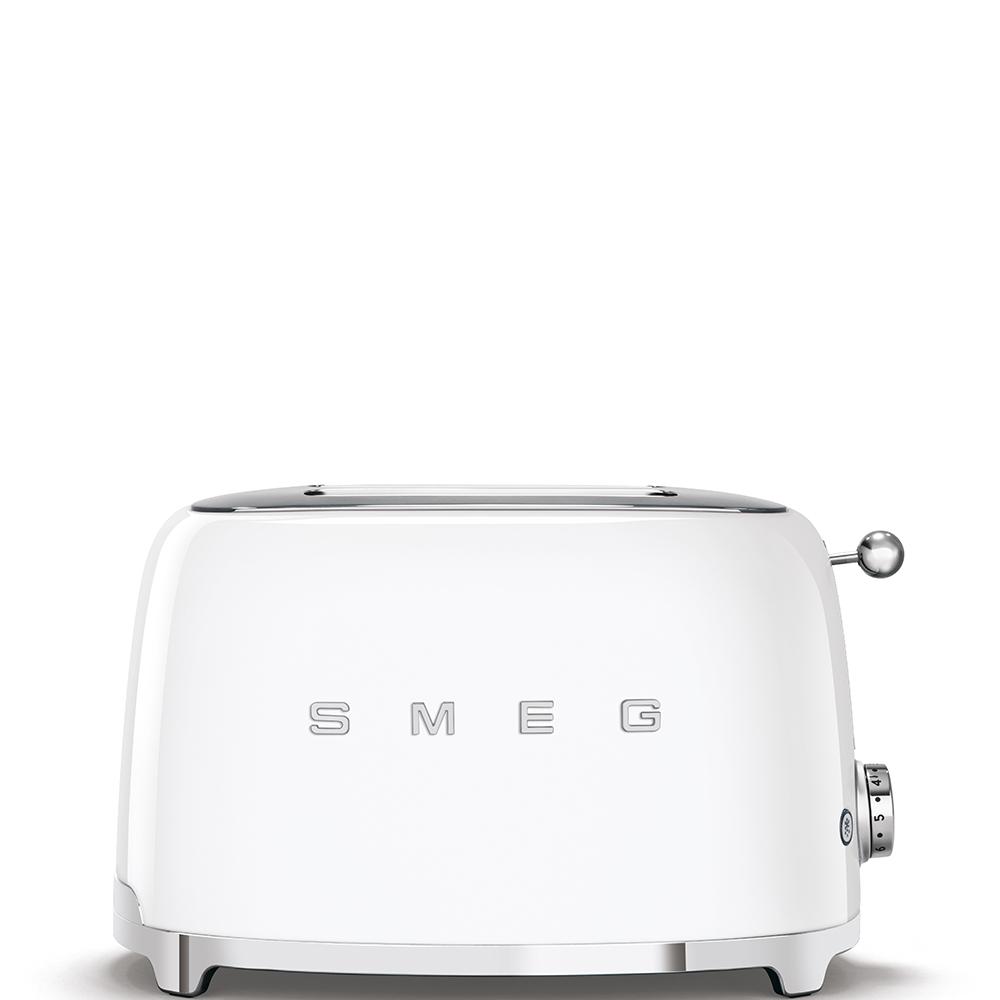 SMEG TSF01WHEU Toaster Weiß