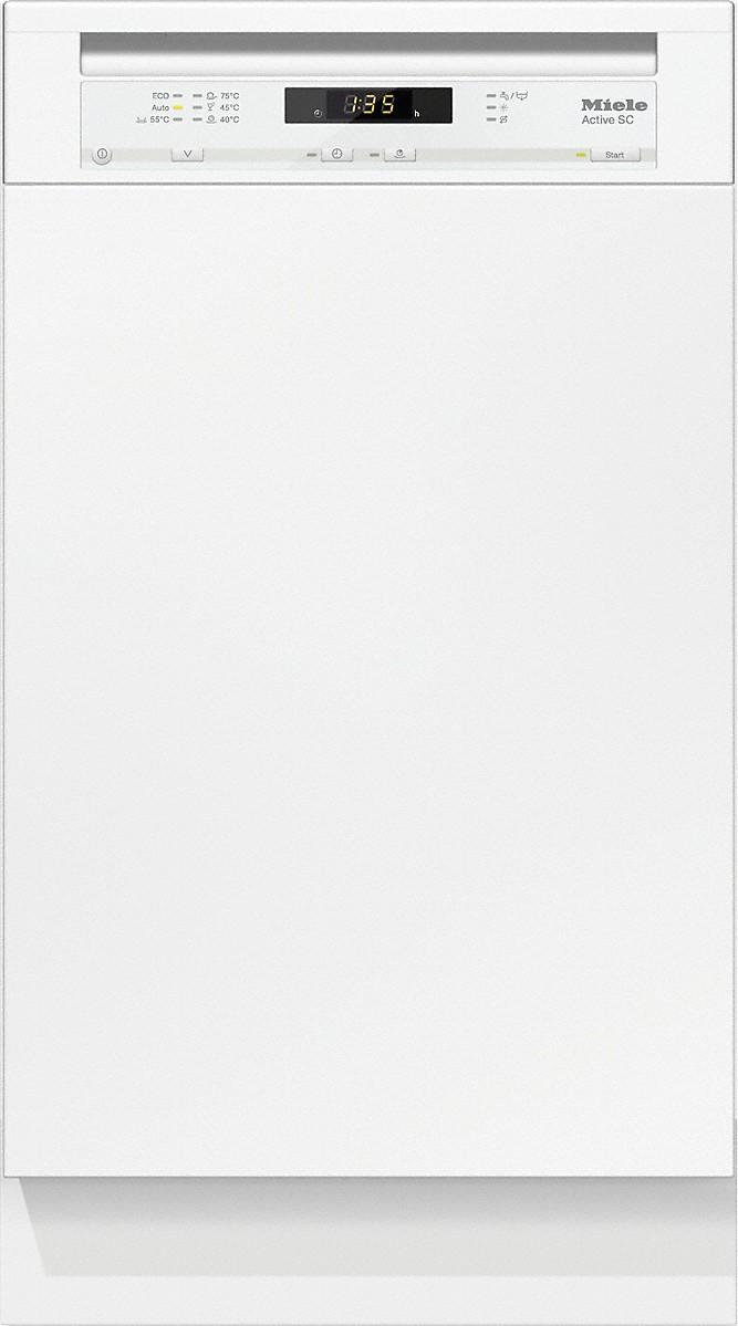 Miele G 4620 SCI Integrierter Geschirrspüler Brillantweiß