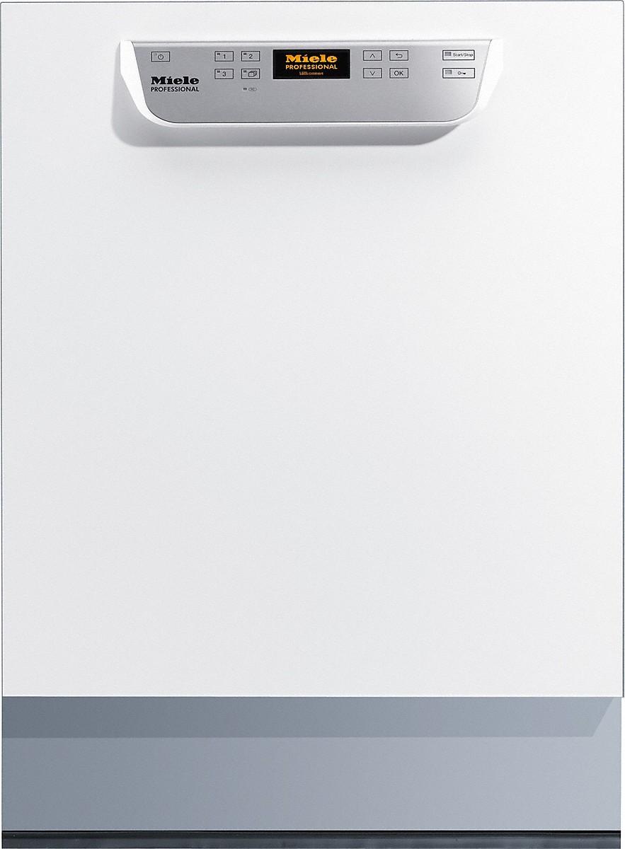 Miele PG 8059 U OK HYGIENE Unterbau-Frischwasser-Spülmaschine Lotosweiß