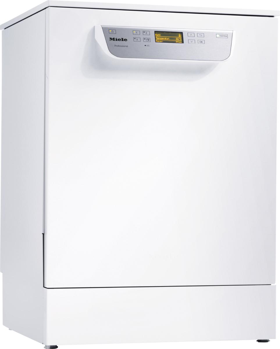 Miele PG 8056 DOS MK Stand-Frischwasser-Spülmaschine Lotosweiß