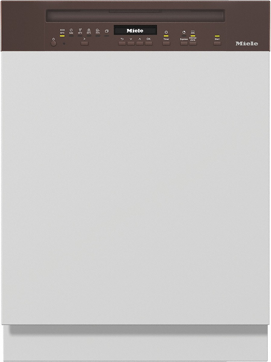 Miele G 7100 SCI Integrierter Geschirrspüler Havannabraun