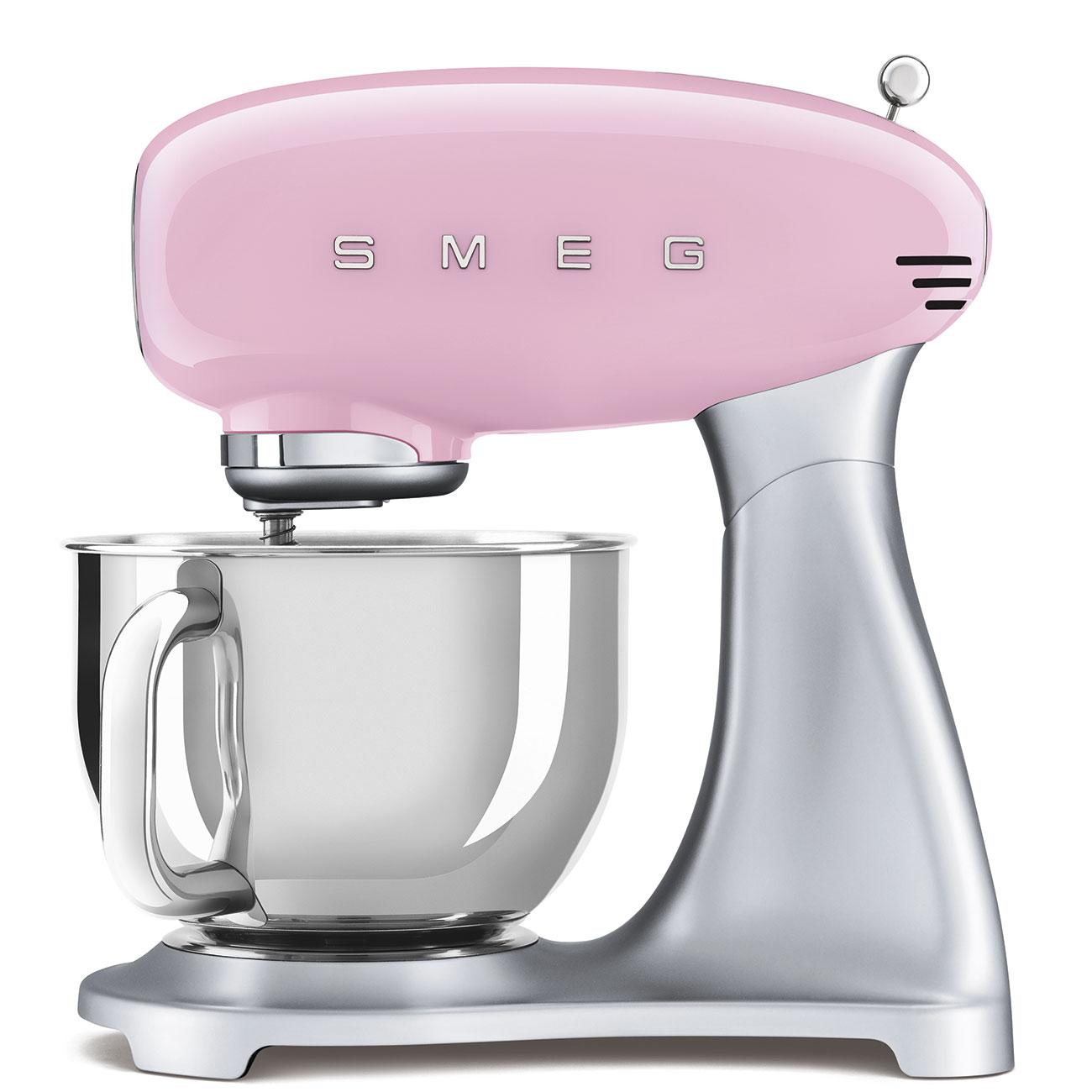 SMEG SMF02PKEU Küchenmaschine Cadillac Pink