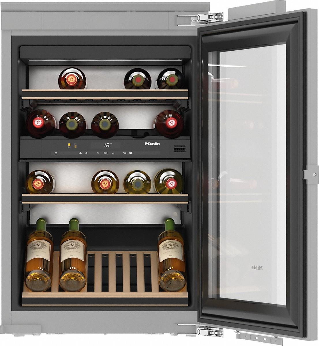 Miele KWT 6422 I Einbau-Weintemperierschrank